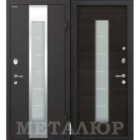 Входная металлическая дверь Юркас М35 (Эковенге)