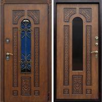 Входная металлическая дверь Юркас Сталлер Лацио (Дуб золотой)