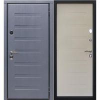 Входная металлическая дверь Юркас Сталлер Пиано (Беленый дуб)