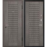 Входная металлическая дверь Юркас М4 (графит)