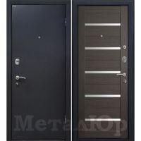 Входная металлическая дверь Юркас М41 (Грей мелинга)