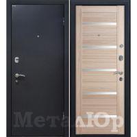 Входная металлическая дверь Юркас М41 (Капучино мелинга)