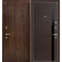 Входная металлическая дверь Юркас М6 (Венге кроскут)