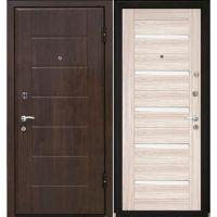 Входная металлическая дверь Юркас М7 (Капучино мелинга)