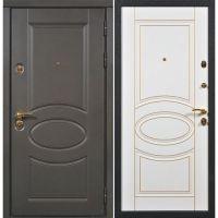 Входная металлическая дверь Юркас Сталлер Венеция (Слоновая кость)