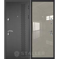 Входная металлическая дверь Юркас Сталлер Лика (Галька люкс)