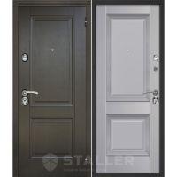 Входная металлическая дверь Юркас Сталлер Нова (Манхеттен)
