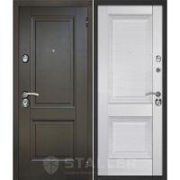 Входная металлическая дверь Юркас Сталлер Нова (Монблан)
