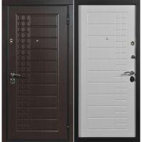 Входная металлическая дверь Юркас Сталлер Скала (Пломбир)