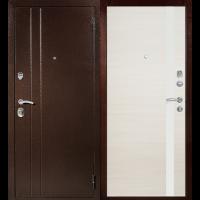 Входная металлическая дверь Юркас Т6 (эшвайт)