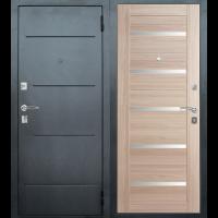 Входная металлическая дверь Юркас Т7 (Капучино)