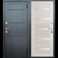 Входная металлическая дверь Юркас Т7 (Эш-вайт)